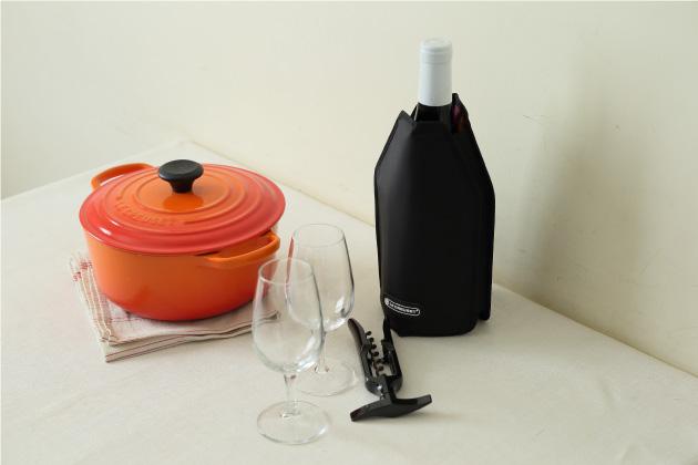 普段の料理もワインと一緒に楽しみたい