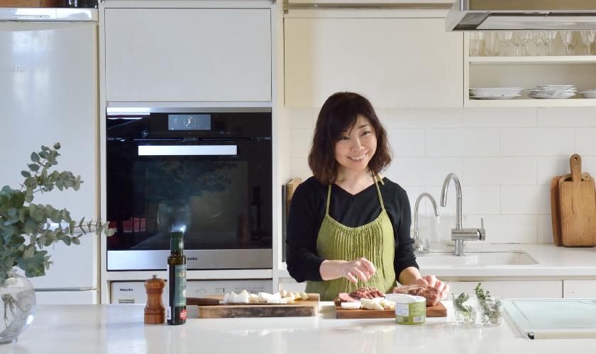 ミーレのオーブンがあるキッチンライフ
